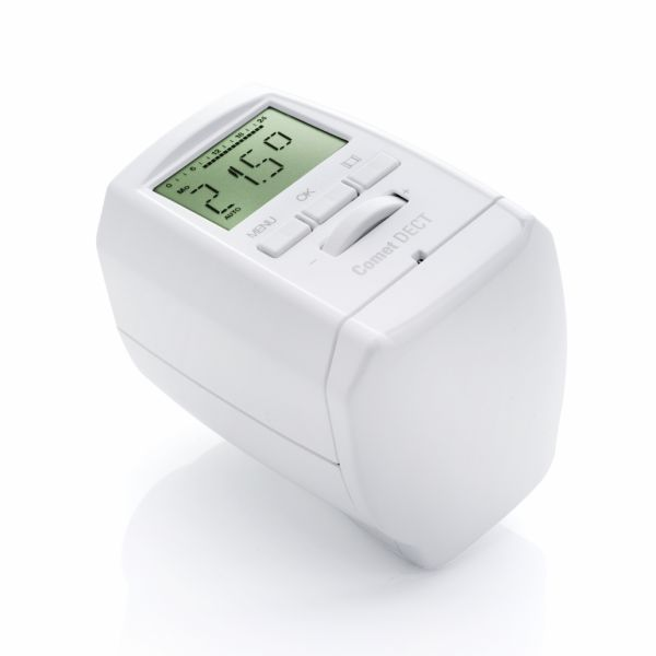 Eurotronic Heizungsthermostat Comet - DECT ULE