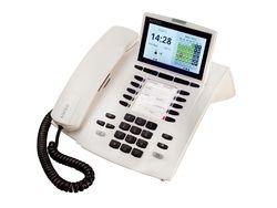 Agfeo ST45 IP Systemtelefon -reinweiss-