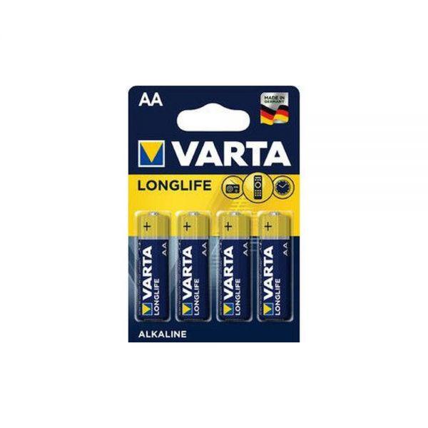 Varta Longlife Mignon AA LR 6 (4er Pack)