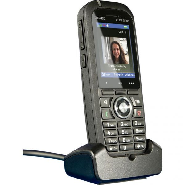 Agfeo DECT 75 IP Systemtelefon