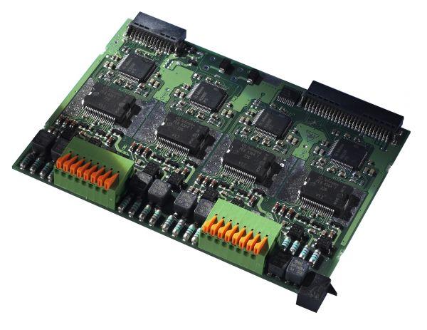 Agfeo T-Modul 508 für 8 analoge Teilnehmer