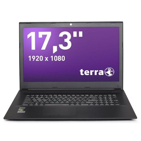 Terra Mobile 1776P i7 / 16GB / 500GB SSD / 4GB GTX1050 / Win 10 Pro
