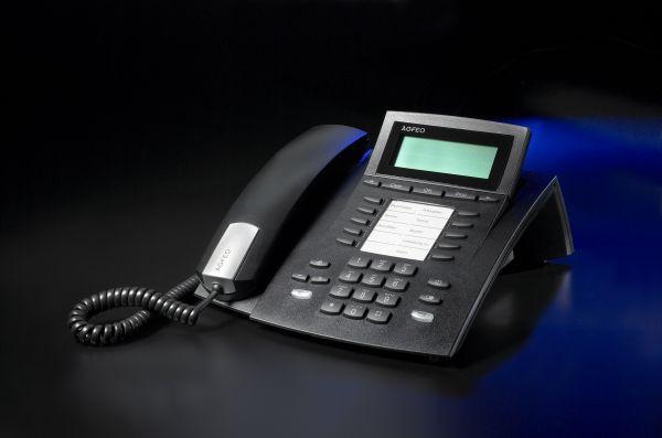 Agfeo ST22 IP Systemtelefon -schwarz-