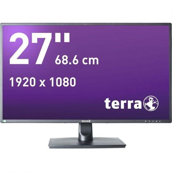 TERRA LED 2756W V2 schwarz D+H+DP GREENLINE PLUS