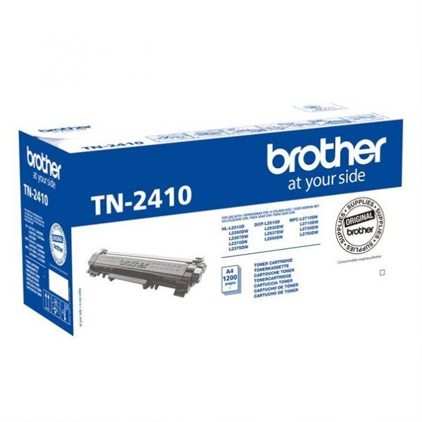 Brother Toner TN-2410 schwarz ca. 1200 Seiten