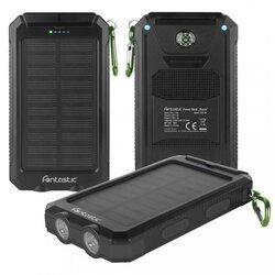 fontastic USB Solar Powerbank
