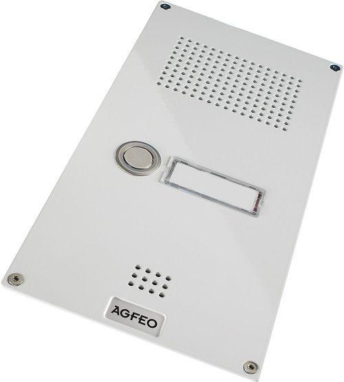 Agfeo TFE 1 Premium Türsprechstelle -weiß-