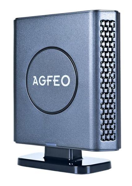 Agfeo DECT IP Repeater pro -schwarz-