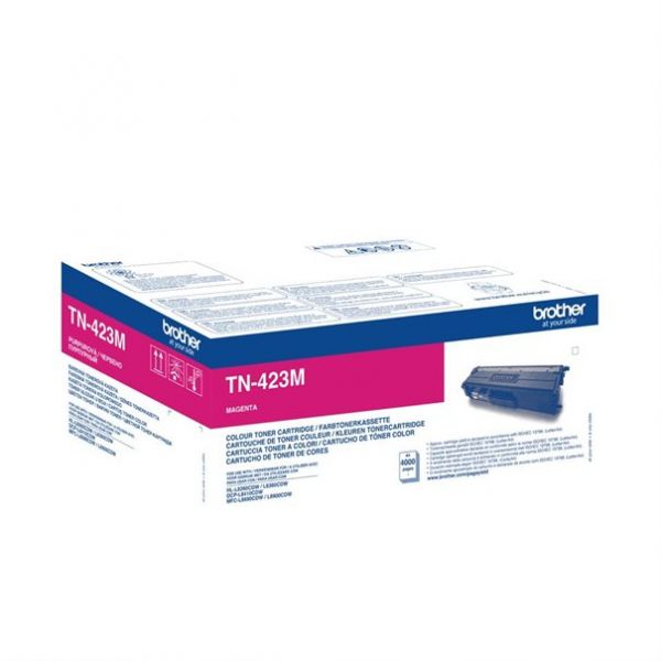 Brother Jumbo Toner TN-423M magenta ca. 4000 Seiten