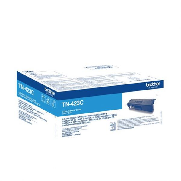 Brother Jumbo Toner TN-423C cyan ca. 4000 Seiten