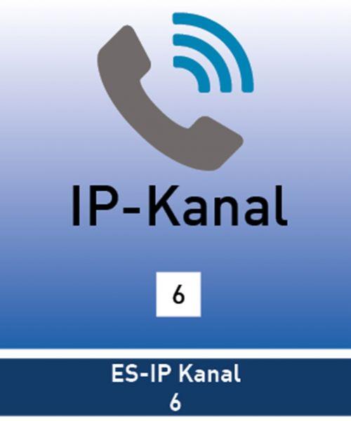 Agfeo ES-IP Kanalerweiterung 6 Kanäle Lizenzkey