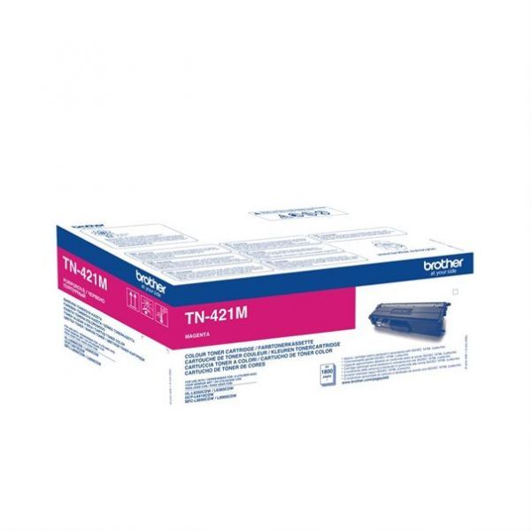Brother Toner TN-421M magenta ca. 1800 Seiten