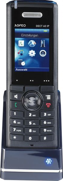 Agfeo DECT 60 IP Systemtelefon