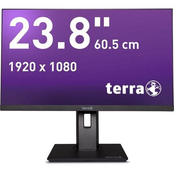 "23,8"" TERRA LED 2463W PV black DP/HDMI GREENLINE PLUS"
