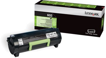 Lexmark Toner schwarz 60F2000