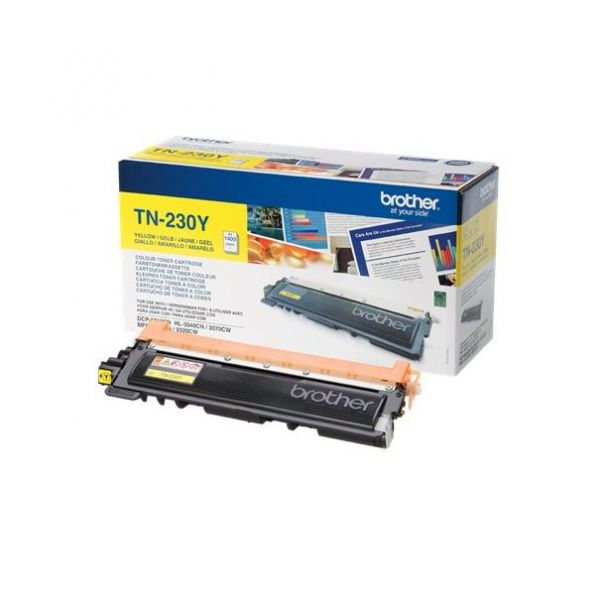 Brother TN-230Y Toner gelb ca. 1400 Seiten