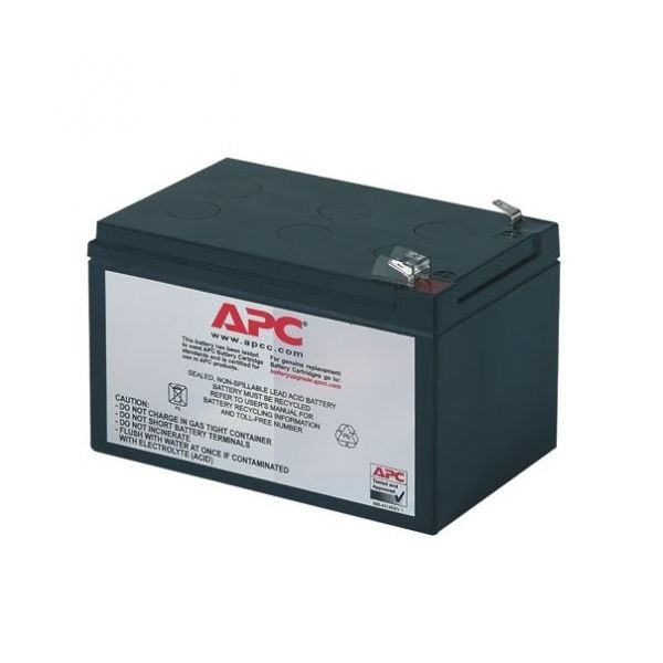 APC Ersatzbatterie RBC4