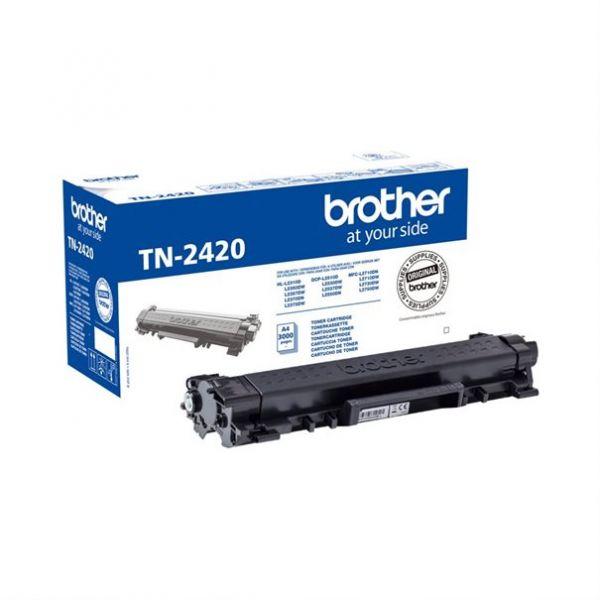 Brother Toner TN-2420 schwarz ca. 3000 Seiten