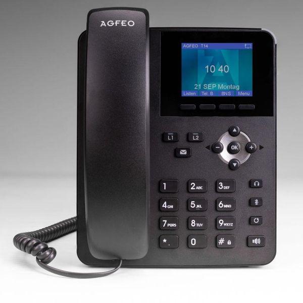AGFEO T 14 SIP Tischtelefon